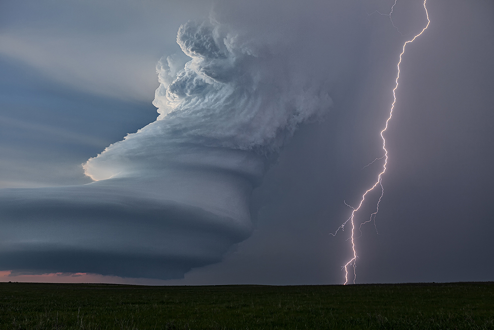 Nebraska Beautiful Supercell