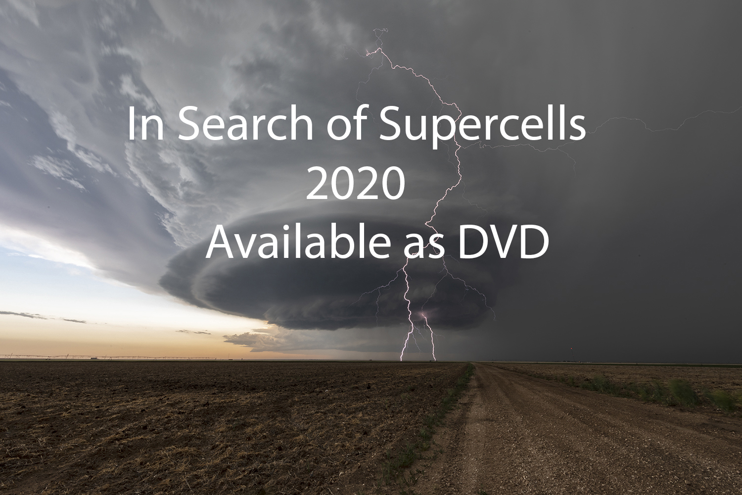 DVD set featuring storms from 2020